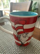 Cat In The Hat Coffee Mug I Know Some New Tricks Dr. Seuss