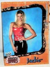 WWE - ABSOLUTE DIVAS 2002 - JACKIE GAYDA -  #1 - MINI POSTER