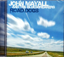 JOHN MAYALL & THE BLUESBREAKERS road dogs CD NEU