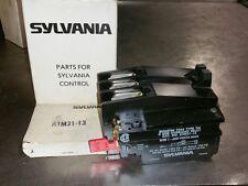 Sylvania Overload Relay KTM31-13 Size 1 Bulletin 7324 Type TM 600 Volt
