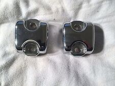 Harley Davidson 56889-07 SE FLSTF Handlebar Riser TOP Clamps Cap FatBoy SoftTail