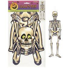 Unique Party 90cm Jointed Skeleton Halloween Decoration