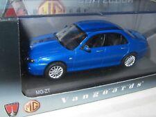 Corgi Vanguards - MG ZT - TROPHY BLUE VA09300 Mint/Boxed