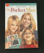 The Perfect Man (DVD, 2005, Full Frame) Jesse Spencer, Heather Locklear