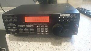Commtel com-215 radio scanner receiver. Air.ham