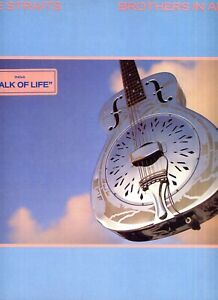DIRE STRAITS (Mark Knopfler) -  Brothers in arms - LP (33 TOURS) -