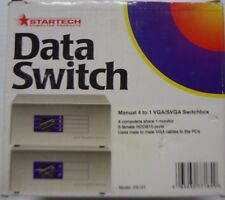 Startech Data Switch DS15H62 Manual PS/2 KVM switchbox  -12