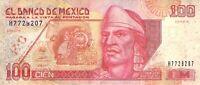 Mexico 100 Nuevos Pesos serie R P-102 - Combine Shipping