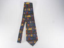 Eagles Wings Animals / The Ark Necktie Men's Tie 100% Silk