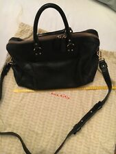 9b8272dd01 Black Leather Bags   Orla Kiely Handbags for Women