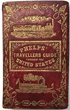 Phelps and Ensign / Phelps's Travellers' Guide through the United States 1850