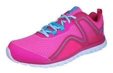 Scarpe sportive da donna lacci traspirante rosa