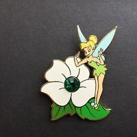 Disney Auctions P.I.N.S. - Tinker Bell Birthstone May / Emerald Disney Pin 35058