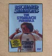 Richard Simmons - The Stomach Formula - 7 Day Workout