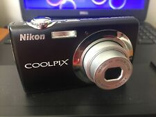 Nikon COOLPIX S220 10.0MP Digital Camera - Graphite black