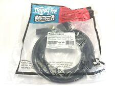 Tripp Lite P018-010 PC Power Cord Extension Cable 10'