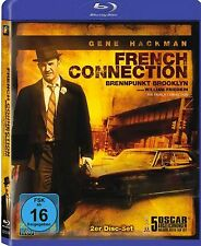 French Connection 1 - Gene Hackman Roy Scheider - Blu-ray Disc - OVP - NEU