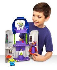 Disney Pixar Toy Story Spaceship Command Center Buzz Lightyear Playset Kids Toy