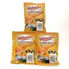 3 Packs Of Velveeta Cheese Sauce Packet Creamy Original Flavor 4oz Exp Dec 2020