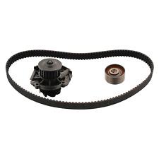 Timing Belt Kit Inc Water Pump Fits Lancia Ypsilon FIAT 500 312 Doblo Febi 45100