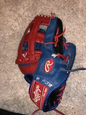 New listing Rawlings Red And Blue GGE1275RB