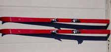 "RARE!! 1970 Head Killy 800 Vintage Metal and Glass Skis, 76""= 193 SM"