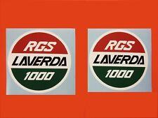 LAVERDA RGS 1000 DECALS PAIR