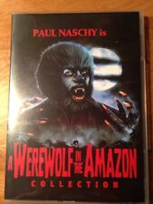 Various-A Werewolf In The Amazon Collection  DVD NEW