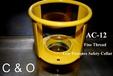 GRIFTAN ACETYLENE CYLINDER SAFETY CAP AC-12 FINE THREAD - DOT OSHA MSHA