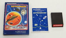 Complete Working Intellivision Astrosmash R6287