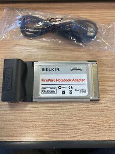 Belkin FireWire PCMCIA Notebook Adapter