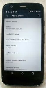 "Motorola Moto G XT1032 GSM 8GB Original Unlocked 4.5"" Android Phone"