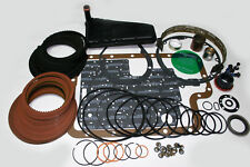 1996-97 2x4 E4OD HP Master Rebuild Kit Raybestos Red E40D Ford Lincoln Overhaul