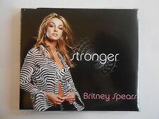 BRITNEY SPEARS : STRONGER ( 2 VERSIONS ) WALK ON BY [ CD SINGLE ] ~ PORT GRATUIT