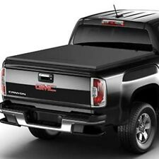 """2015 16 17 GMC Canyon 6' 2"""" Long Bed Soft Roll-Up Tonneau Cover OEM# 22894986"""