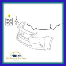 Lexus OEM 13-17 IS ES RC Front Bumper Grille Park Sensor Retainer