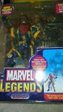 Brand New Mint in Box Marvel LEGENDS apocalypse series BISHOP Action figure