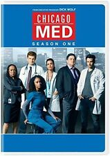 Chicago Med Complete Season 1 R1 DVD