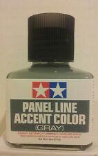 Tamiya Grey panel line accent color