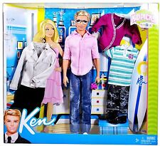 2010 NEW KIDPICKS TOYS R US EXCLUSIVE KEN GIFTSET!! BARBIE COLLECTOR!!