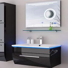 badm belsets in schwarz g nstig kaufen ebay. Black Bedroom Furniture Sets. Home Design Ideas