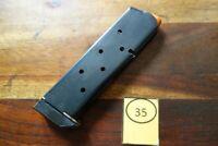 Colt 1911 1911A1 Magazine Metalform Bumper Pad Capacity 7