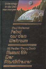 Paul Anderson; Feind aus dem Weltraum - Pedler/Davis; Mutant 59-Der Plastikfress