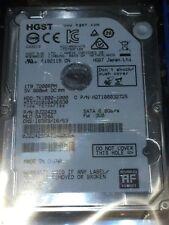 Disque dur interne 2.5 pouces HGST Travelstar 7k1000 - SATA III 6 Gb/s - 1 to