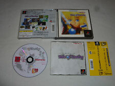 JAPAN IMPORT GAME PLAYSTATION TALES OF DESTINY W CASE & MANUAL ROLE PLAY NAMCO >