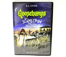 Goosebumps The Scarecrow Walks at Midnight DVD Movie Original Release