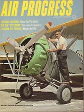 Air Progress Magazine April 1965 Muse'e de l'Air 072917nonjhe