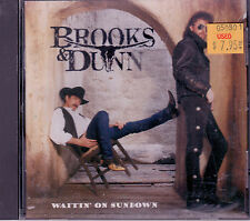 BROOKS & DUNN WAITIN' ON SUNDOWN CD COUNTRY