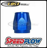 Speedflow 21.59mm Blue Aluminium Hose Cover Clamp 150-10-B