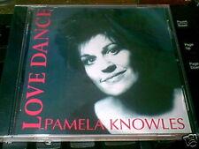 """Pamela Knowles """"Love Dance"""" OOP cd SEALED"""